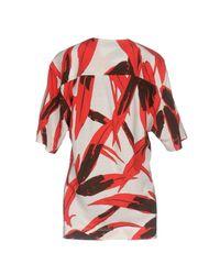 Marni Red T-shirt