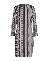 Just Cavalli Black Short Dress