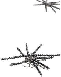 Collar Brunello Cucinelli de color Black