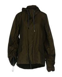 Marni Green Jacket