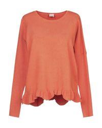 Pinko Orange Jumper