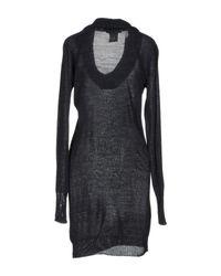 Robe courte Liu Jo en coloris Black