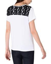 T-shirt Emporio Armani en coloris White