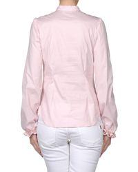 RED Valentino Pink Shirt
