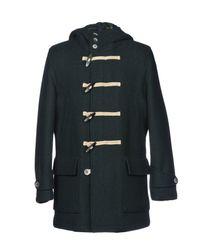 Camplin Green Coat for men