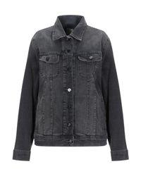 Manteau en jean Lee Jeans en coloris Black