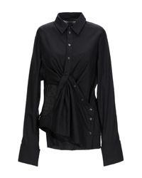 Camicia di Marques'Almeida in Black