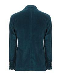 Tagliatore Blue Blazer for men