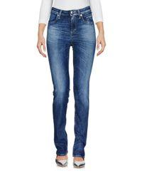 Pantalones vaqueros Siviglia de color Blue