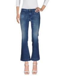 Pantaloni jeans di Seafarer in Blue