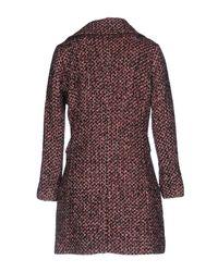 Bomboogie Red Coat