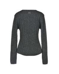 Max Mara Gray Sweater