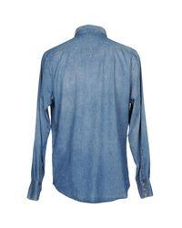 People Jeanshemd in Blue für Herren