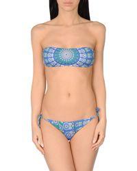 Fisico Blue Bikini
