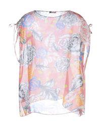 Blusa di Maliparmi in Multicolor