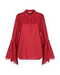 Blusa di P.A.R.O.S.H. in Red