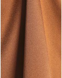Vanessa Bruno Brown Short Dress