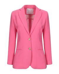 Americana Giada Benincasa de color Pink