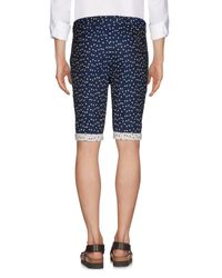 Brian Dales - Blue Bermuda Shorts for Men - Lyst