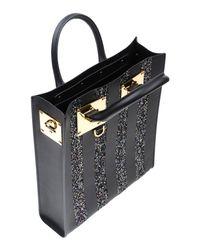 Sophie Hulme Black Handbag
