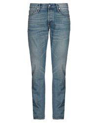Pantaloni jeans di Tom Ford in Blue da Uomo