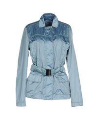 Geospirit Blue Jacket