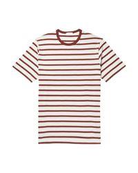 Camiseta Sunspel de hombre de color Multicolor