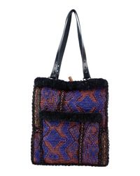 Jamin Puech Brown Handbag