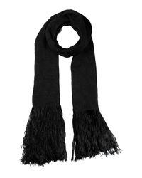 Écharpe Versace pour homme en coloris Black