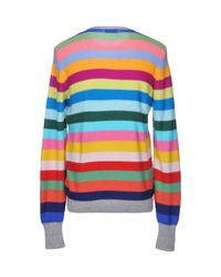 Ballantyne Orange Sweater for men