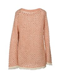 MAX&Co. - Pink Sweater - Lyst