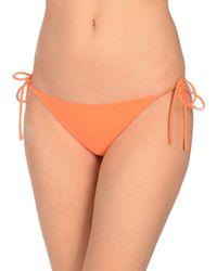 Slip mare di Patrizia Pepe in Orange