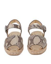 Prada Multicolor Sandals