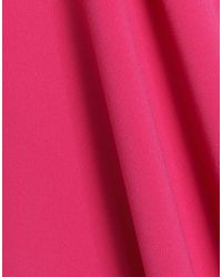 Robe mi-longue Halston Heritage en coloris Pink