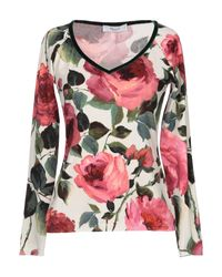 Pullover Blugirl Blumarine de color Red