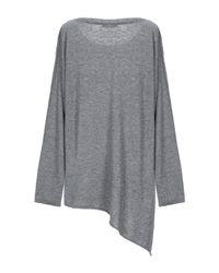 Pullover I Blues de color Gray
