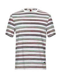 Missoni T-shirts in Green für Herren