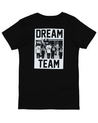 LES (ART)ISTS Black T-shirt for men