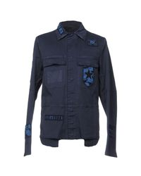 Valentino Blue Jacket for men