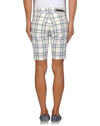 Siviglia - Multicolor Bermuda Shorts for Men - Lyst