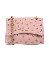 Mia Bag Pink Umhängetasche
