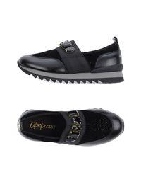 Apepazza Black Low-tops & Sneakers