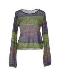 Anna Rachele Green Sweater