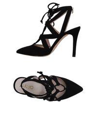 Liu Jo Black Sandals