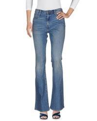 Levi's Blue Denim Trousers