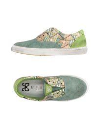 Sneakers & Tennis basses 2 Star pour homme en coloris Green