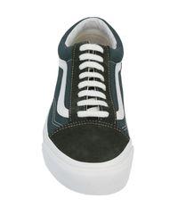 Vans Green Low-tops & Sneakers for men