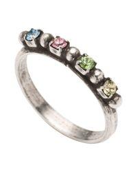 DANNIJO Metallic Ring