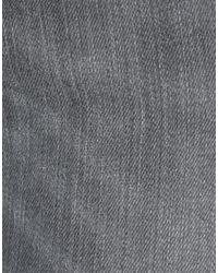 Pantaloni jeans di Trussardi in Gray da Uomo