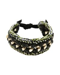 First People First - Green Bracelet - Lyst